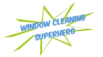 Window Cleaning Superhero