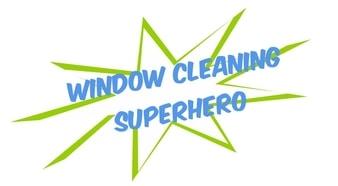 Window Cleaning Superhero